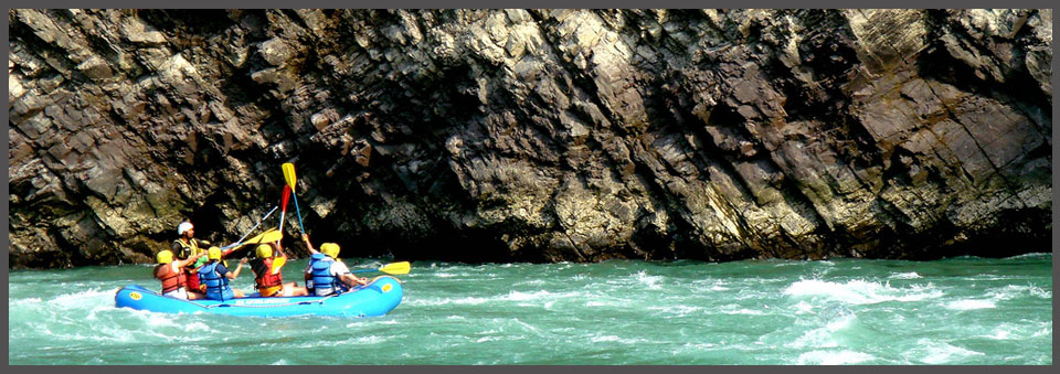 zanskar river water rafting